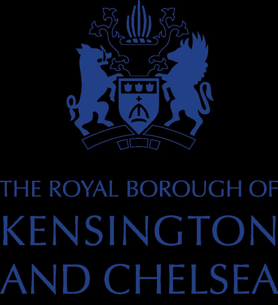 Royal Borough of Kensington and Chelsea logo